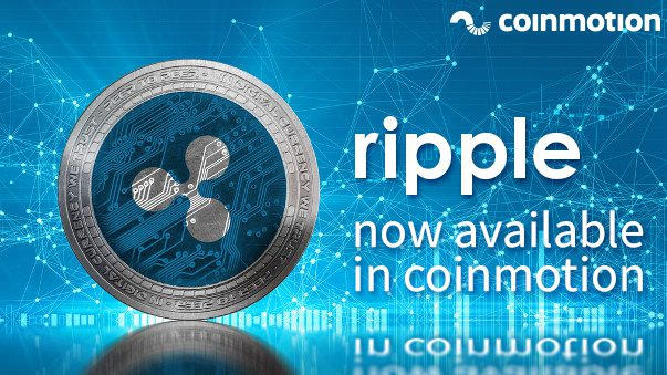 Ripple Coinmotion