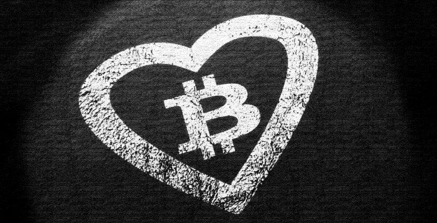 Bitcoin heart