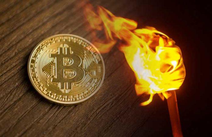 Bitcoin torch