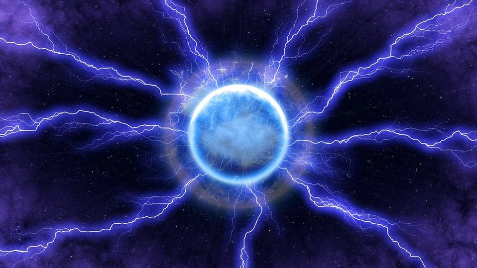 Earth Lightning
