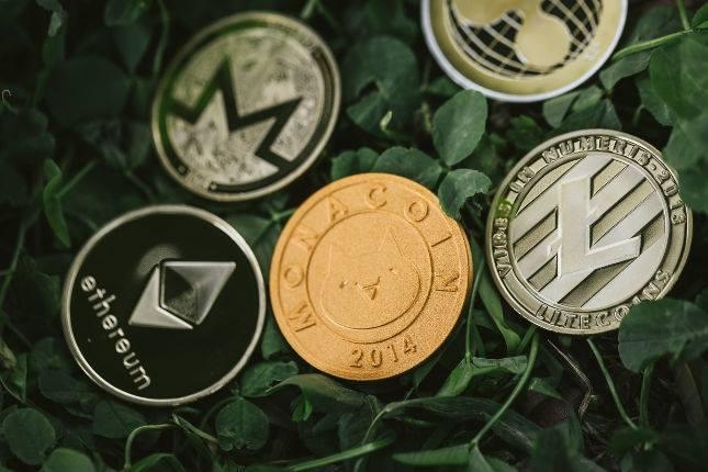 Altcoin tokens