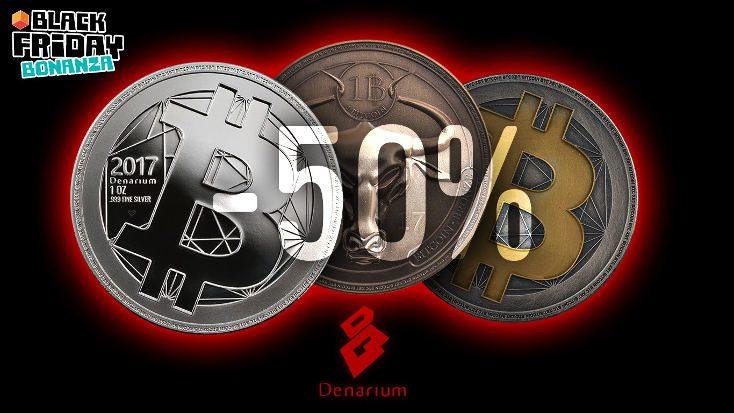 Denarium coins sale
