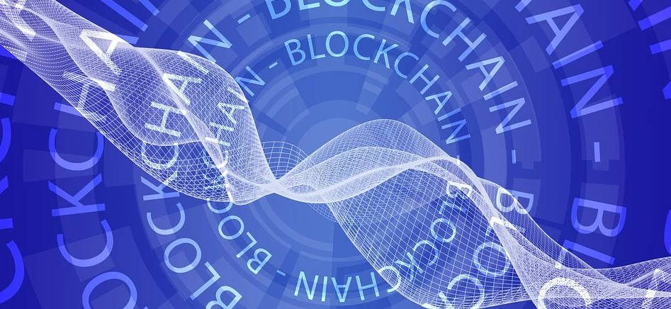 Blockchain blue network