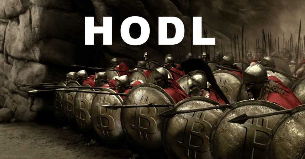 Hodl warriors