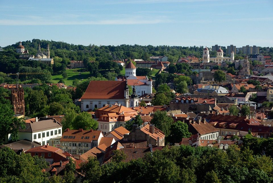 Lithuanian city
