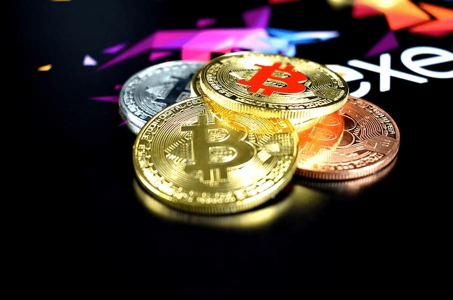 Bitcoin physical coins