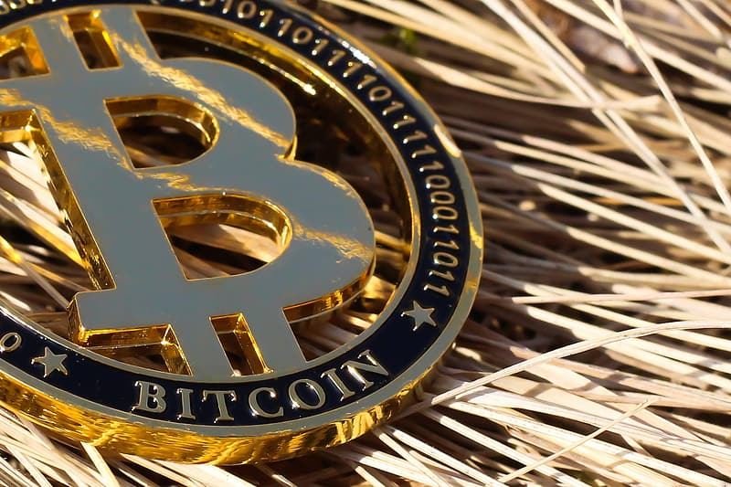 Bitcoin shining
