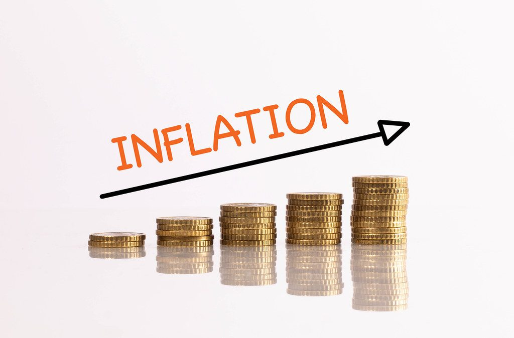 Inflation coins