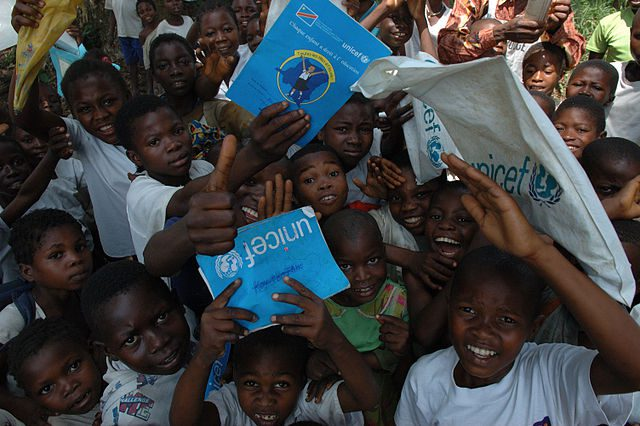 UNICEF children